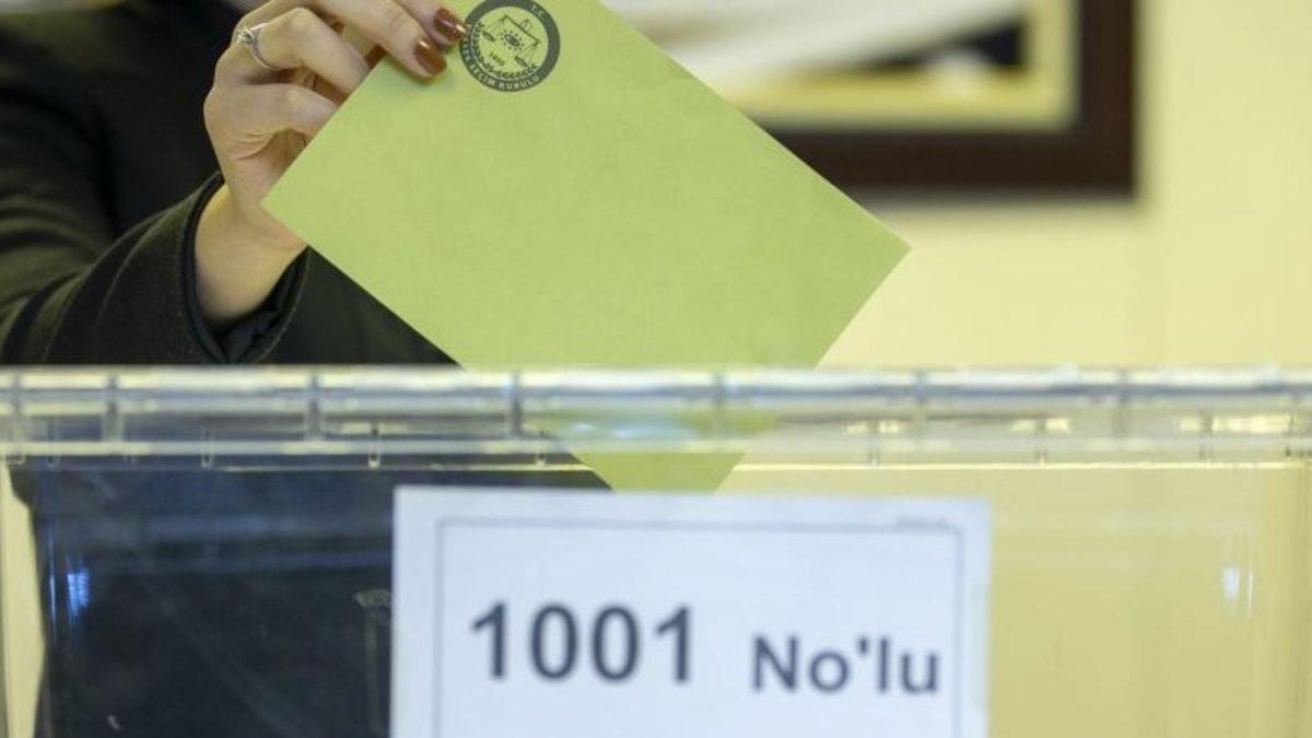 2019 yerel seçimlerinde oy pusulası nasıl olacak? Kaç oy pusulası var?