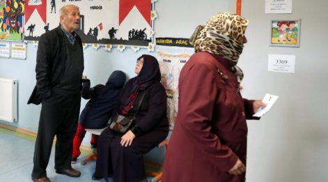 Kırklareli'de seçim sonuçları Kırklareli'de hangi parti kazandı? İşte Kırklareli'nde partilerin oy oranları...
