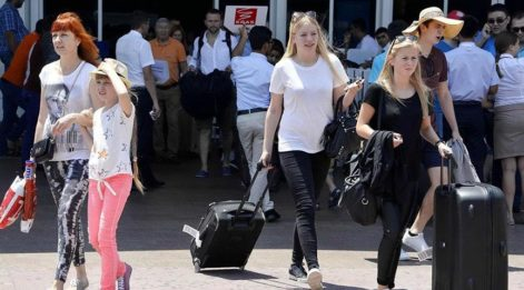 Türkiye paket tur bağımlısı