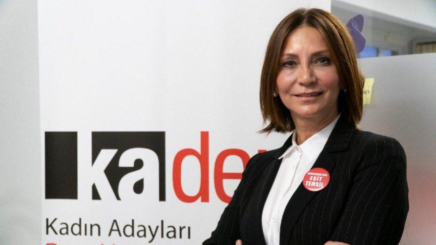 'Siyasete 'kadın eli' adalet için değmeli'