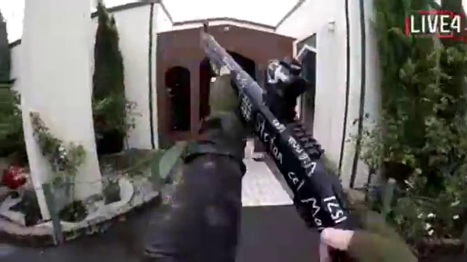 Üç Türk de oradaydı! Yeni Zelanda cami saldırısından kan donduran video... | Son dakika haberleri