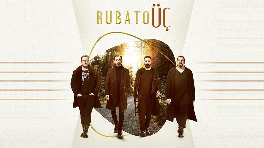 Rubato albümlerini 'üç'ledi!..