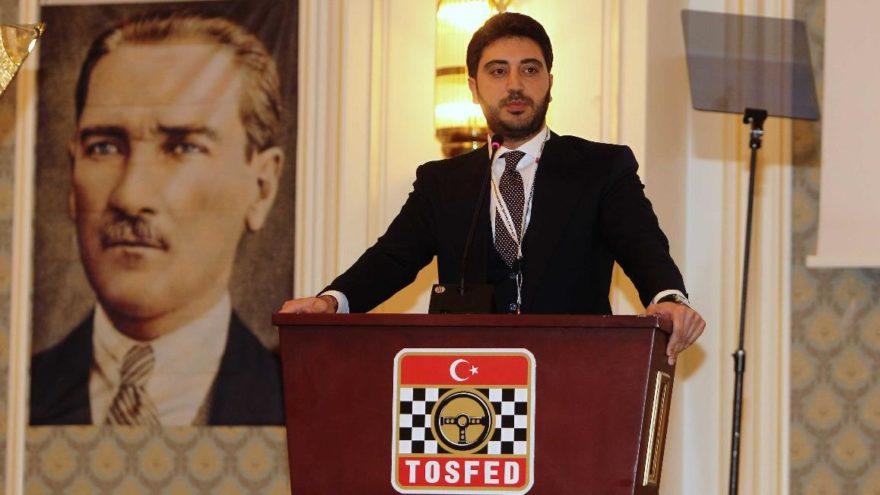 TOSFED'in en genç başkanı Eren Üçlertoprağı oldu!