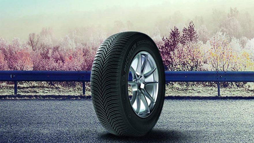 Sezon değişiminden etkilenmeyen lastik : Michelin CrossClimate+