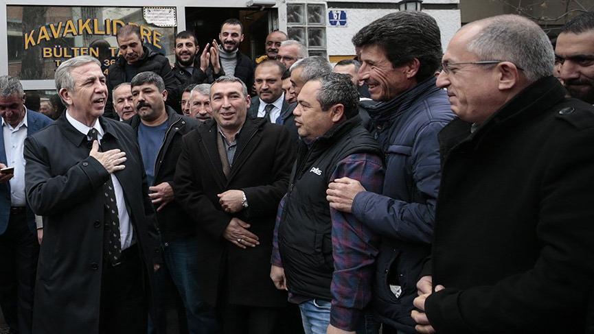 Ankara'nın sorunu işsizlik ve ekonomi
