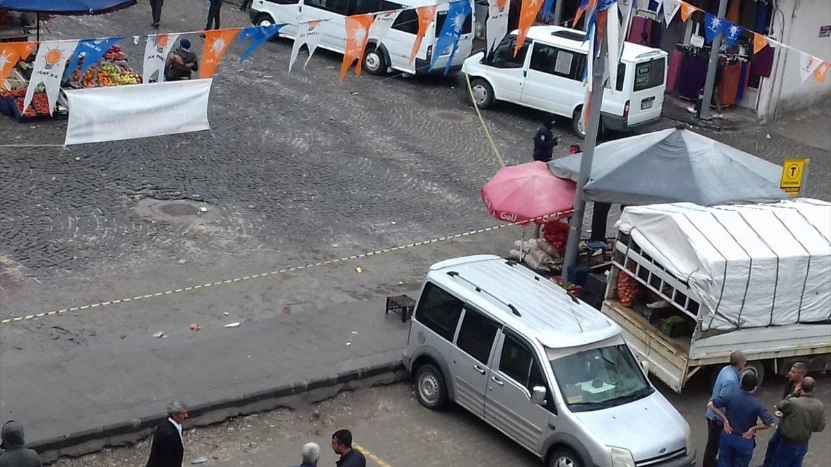 Diyarbakır'da iki aile arasında silahlar konuştu: Ölü ve yaralılar var
