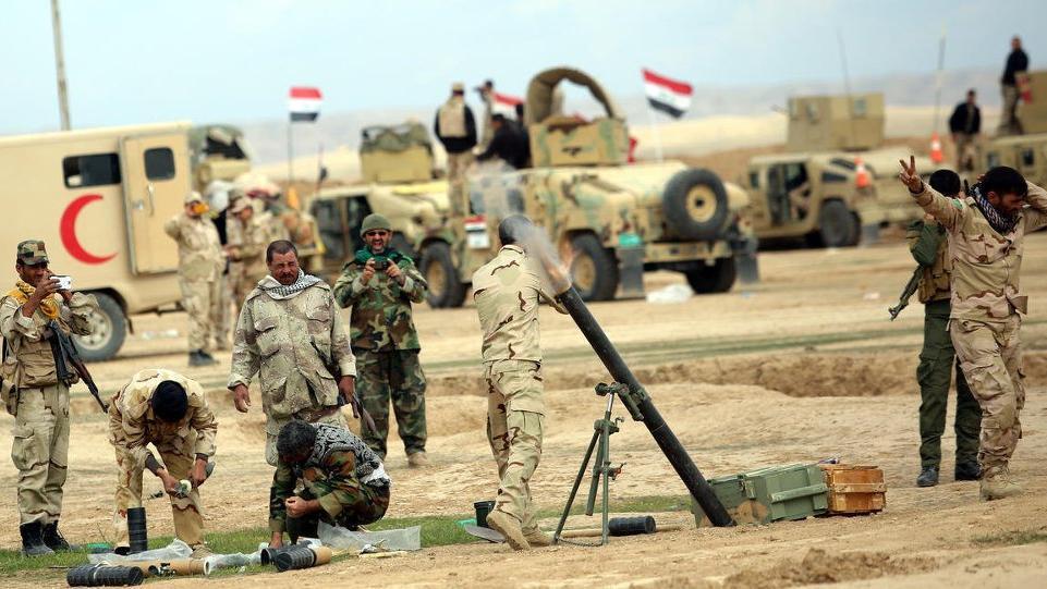 Irak ordusu ile PKK arasında çatışma çıktı!