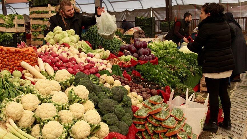 Sebze zammı, maaşlardaki artışı 5'e katladı