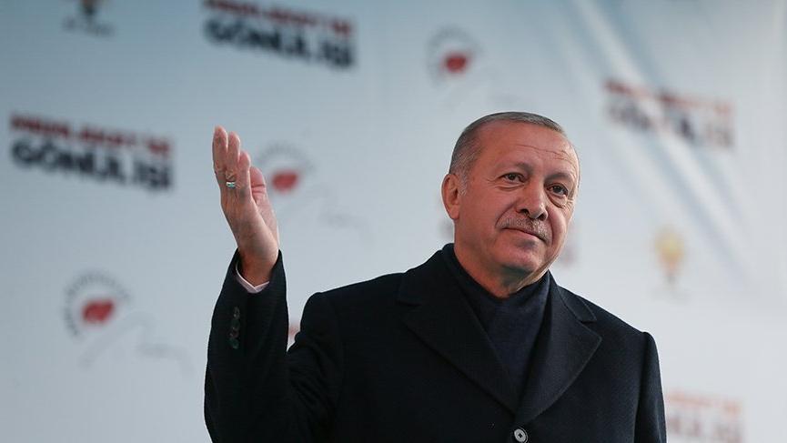 Cumhurbaşkanı Erdoğan: Ekonominin sorumlusu benim