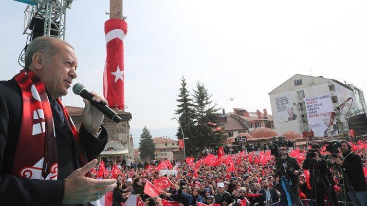 Erdoğan CHP'li seçmene seslendi