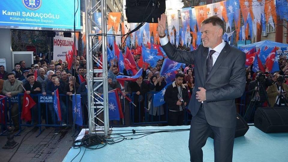 Kütahya Belediye Başkan Adayı Ahmet Sami Kutlu kimdir? Ahmet Sami Kutlu kaç yaşında?