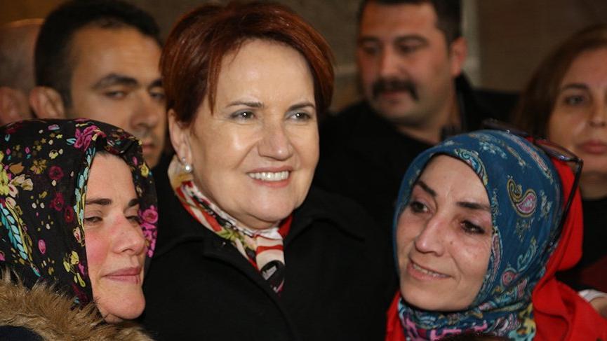 Son dakika: Meral Akşener'den Erdoğan'a hapis yanıtı!