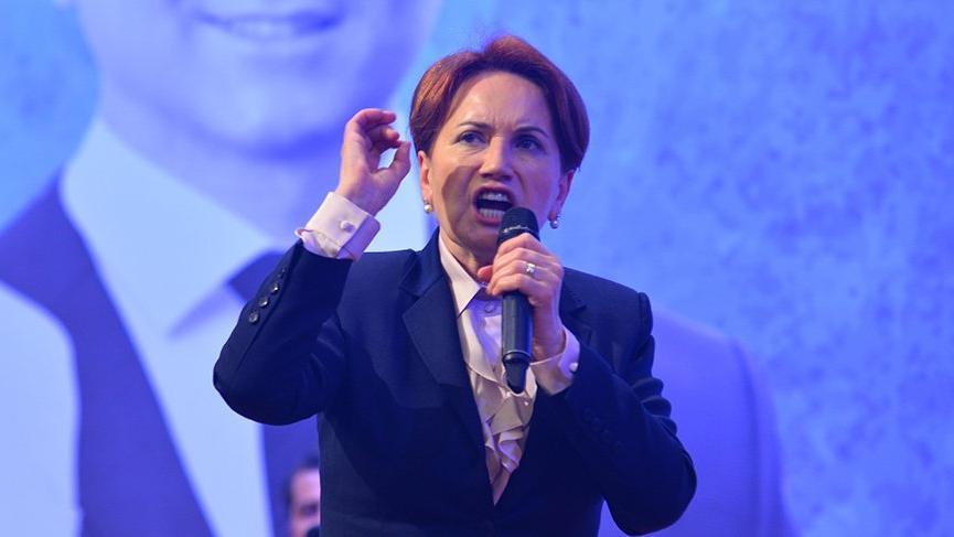 Akşener: Bu komplo demokrasiye ve millet iradesine karşı kuruldu