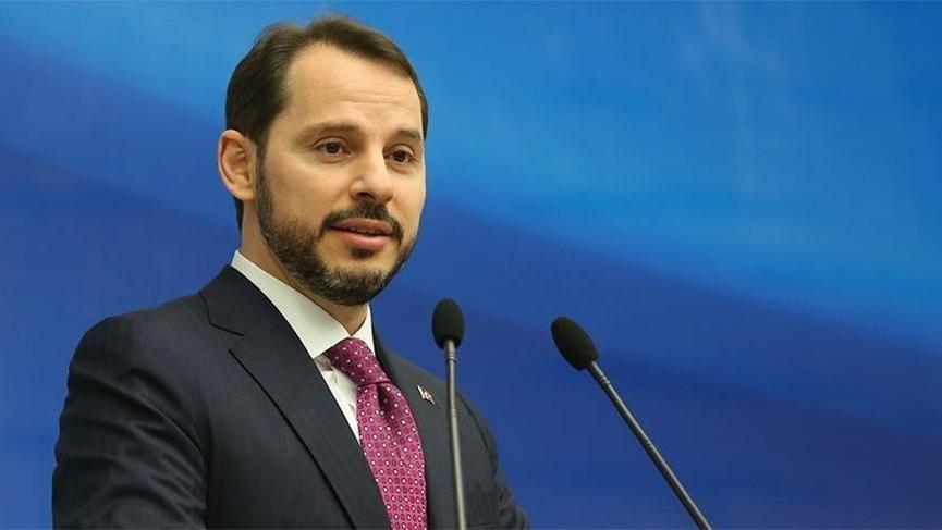 Bakan Albayrak'tan Merkez Bankası rezerv açıklaması!
