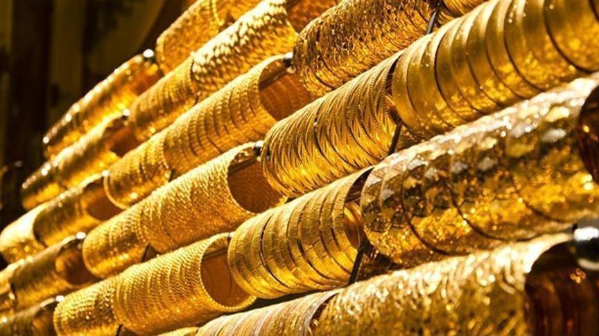 Altın son 2,5 ayın zirvesinde: İşte gram altın ve çeyrek altın fiyatları…