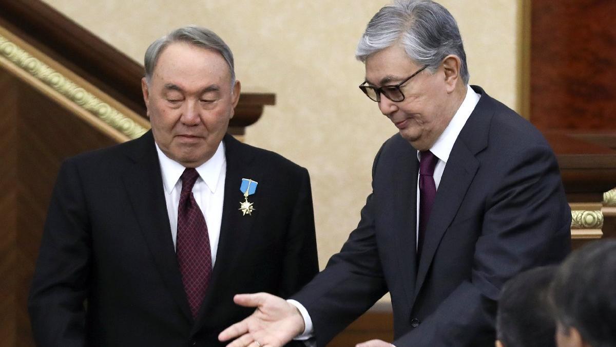 Kazakistan'da devir teslim: Başkentin adı değişebilir