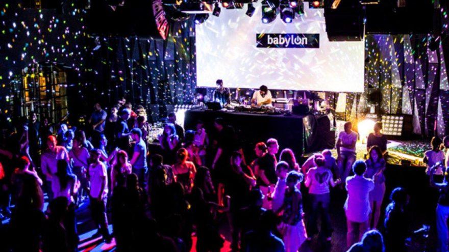 Babylon'da bu hafta parti sürüyor