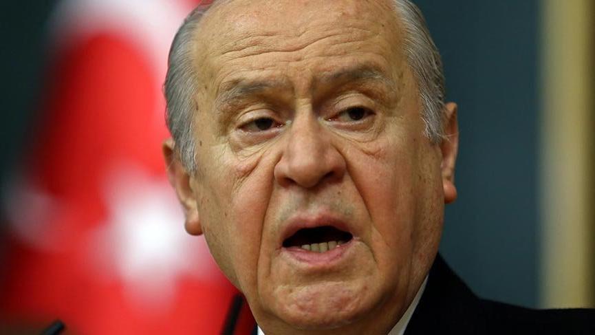 Bahçeli'den garip ittifak açıklaması: 'Kemal, Meral, Temel…' hepsi de beş harfli