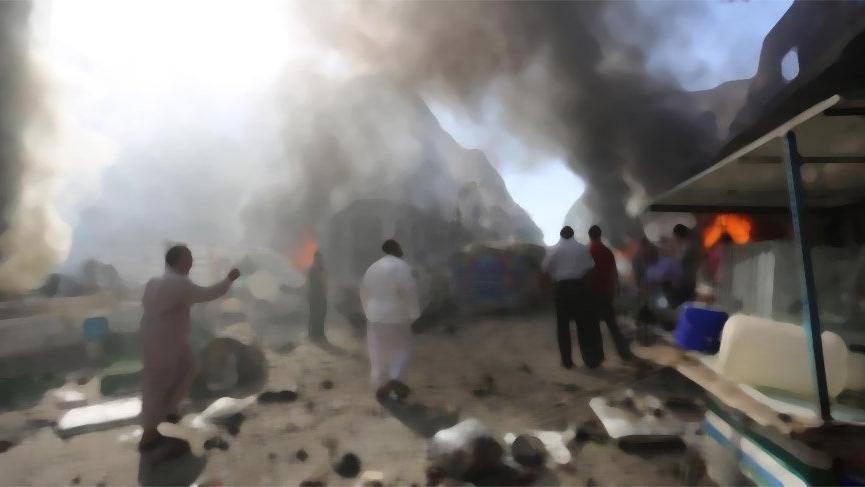 İdlib'de lokantaya saldırı: 7 ölü