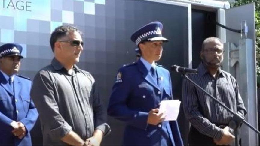 Yeni Zelandalı polis şefinden duygusal konuşma