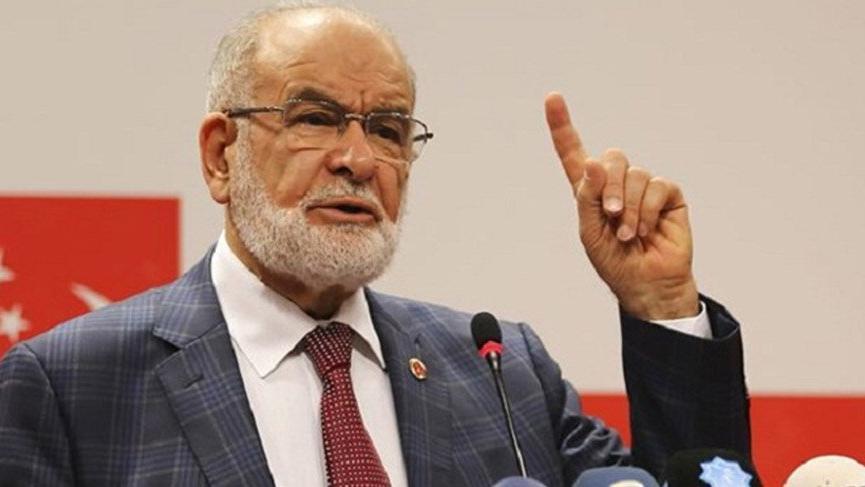 Karamollaoğlu'ndan AKP'nin oy oranı tahmini