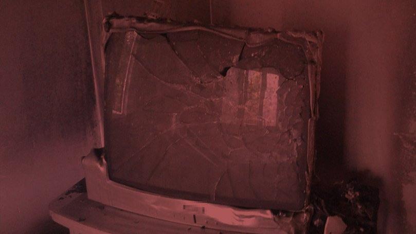 Televizyon patladı, çıkan yangında 4 yaşındaki çocuk hayatını kaybetti