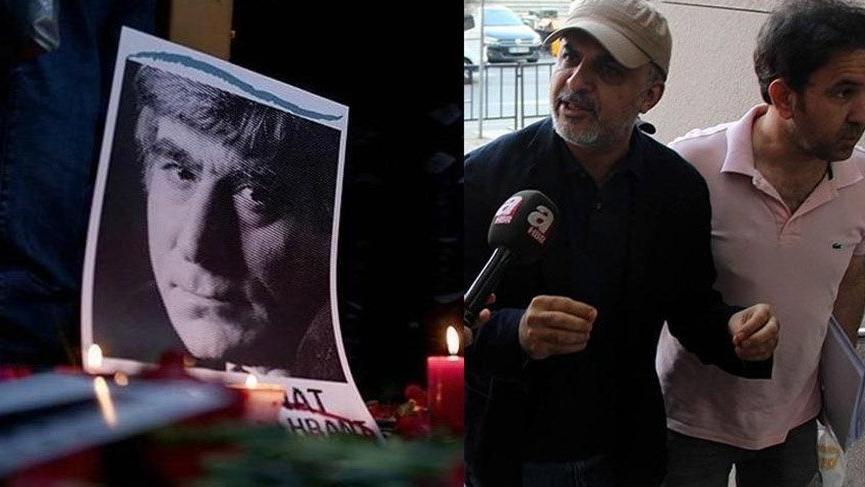 Hrant Dink davasında tahliyelere yapılan itiraz kabul edildi