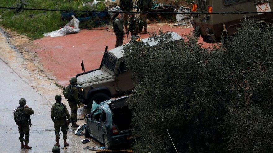 Batı Şeria'da gerilim: İki İsrail askeri yaralandı, iki şüpheli öldürüldü