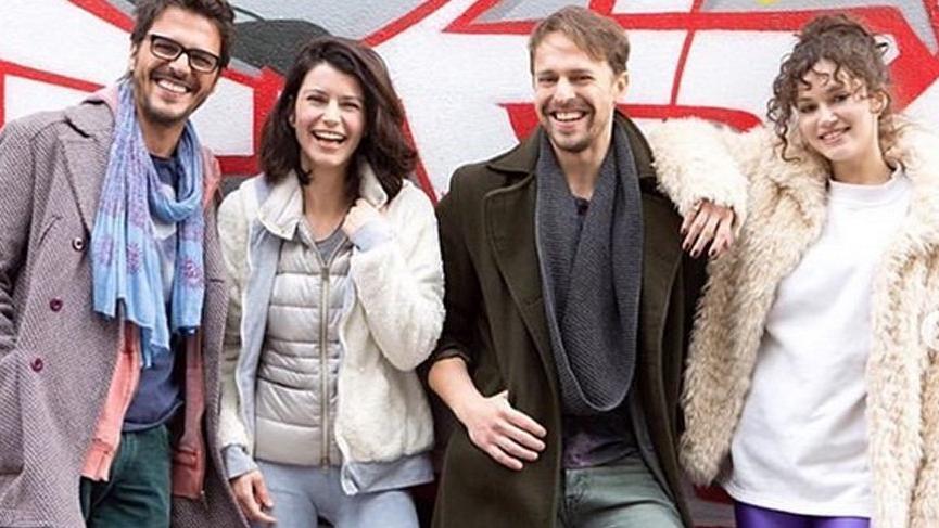Beren Saat'in yüzü gülüyor   Beren Saat'in Netflix projesinin detayları belli oldu