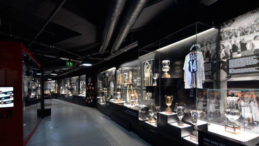 116 yıllık tarih Beşiktaş Müzesi'nde sergileniyor