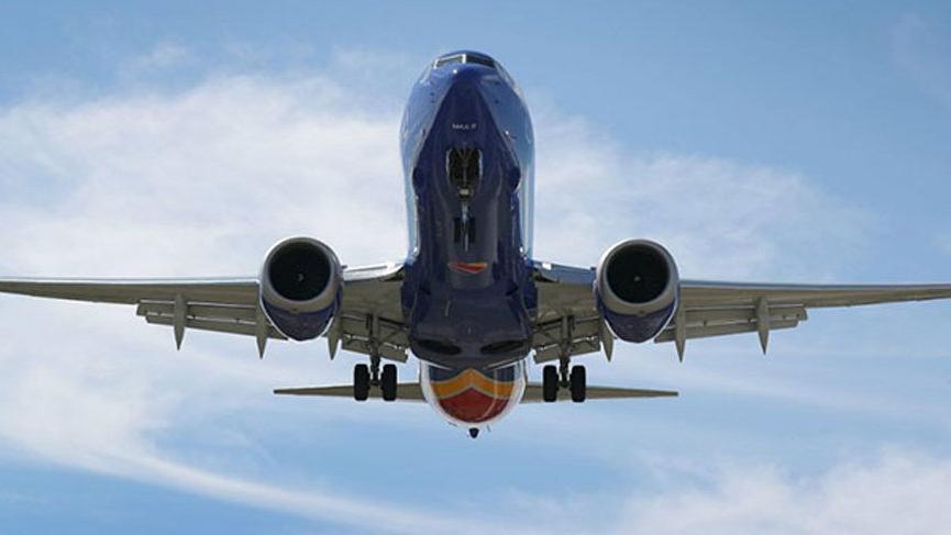 Tüm Boeing 737 Max'ların uçuşları askıya alındı