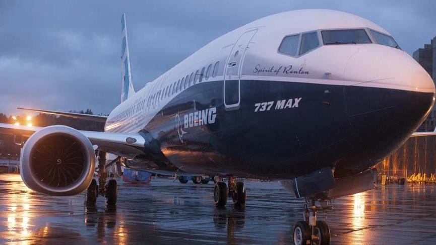 İngiltere, Boeing 737 MAX'ın hava sahasına girmesini yasakladı