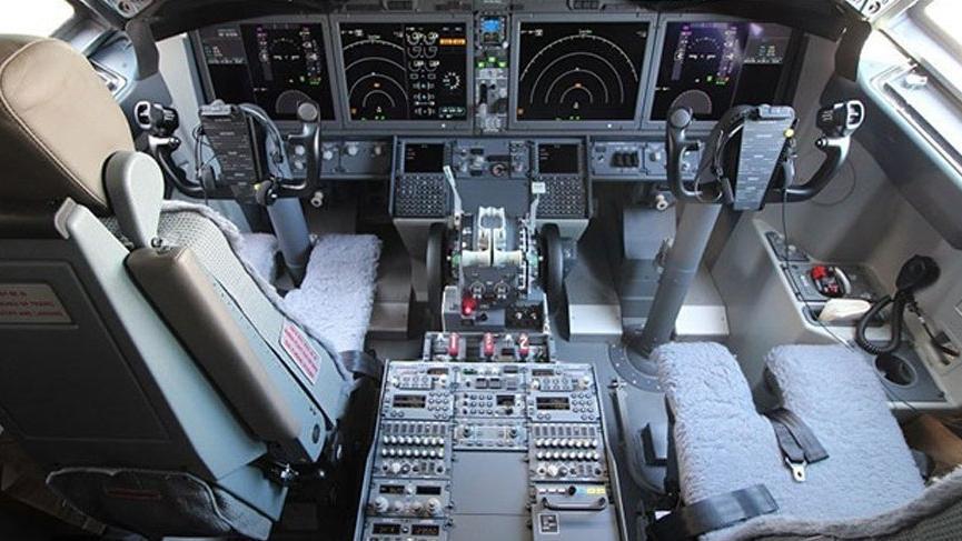 Boeing'den 737-8 MAX açıklaması!