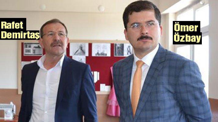 AKP'li başkana para vermeyen kaymakama sürgün gibi tayin!