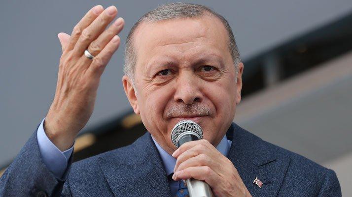 Cumhurbaşkanı Erdoğan'dan Mansur Yavaş ile ilgili sert sözler
