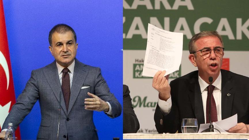 AKP-Mansur Yavaş polemiği.... Haber kanalları basın tarihine geçti!