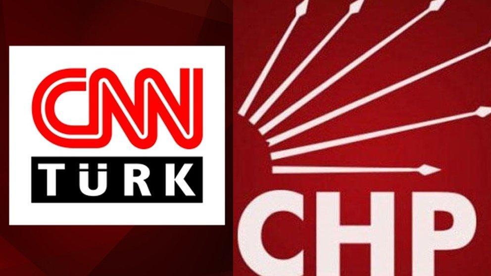 Son dakika: CHP'den CNN Türk'e soruşturma isteği