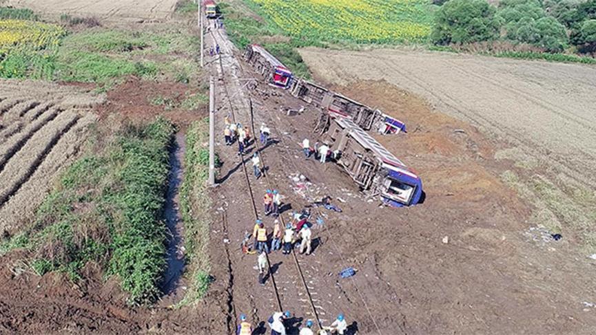 çorludaki Tren Faciasında 4 Kişiye 15 Yıla Kadar Hapis Istendi
