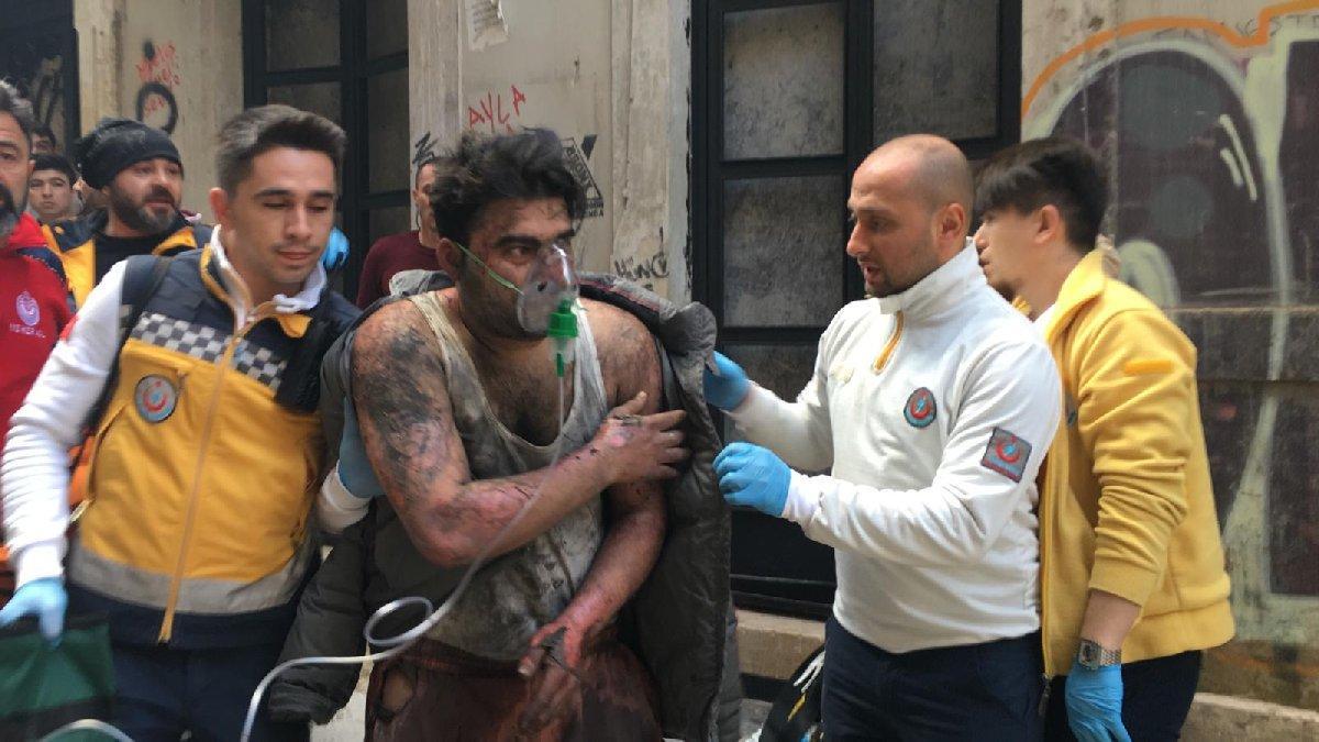 İstanbul'da yangın: 4 kişi hayatını kaybetti