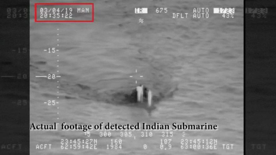 İki ülke arasındaki gerilim yükseliyor… Denizaltı tespit edildi