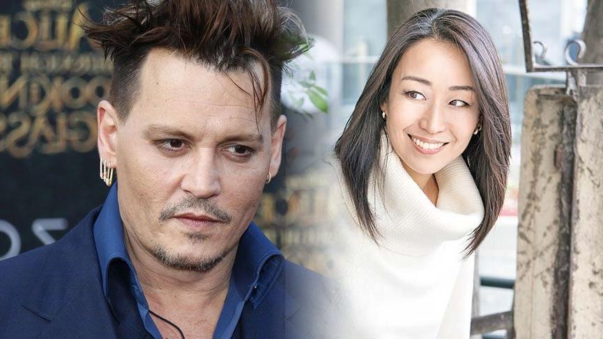 Ayumi Takano ile Johnny Depp aynı filmde buluştu