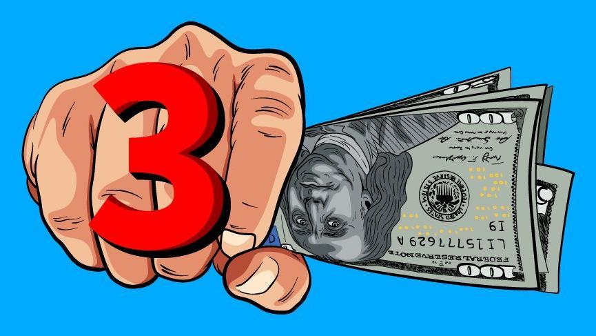 3 maddede dolar neden yükseliyor?