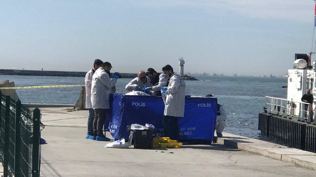Kadıköy'de bir saat içinde denizden 2 ceset çıktı