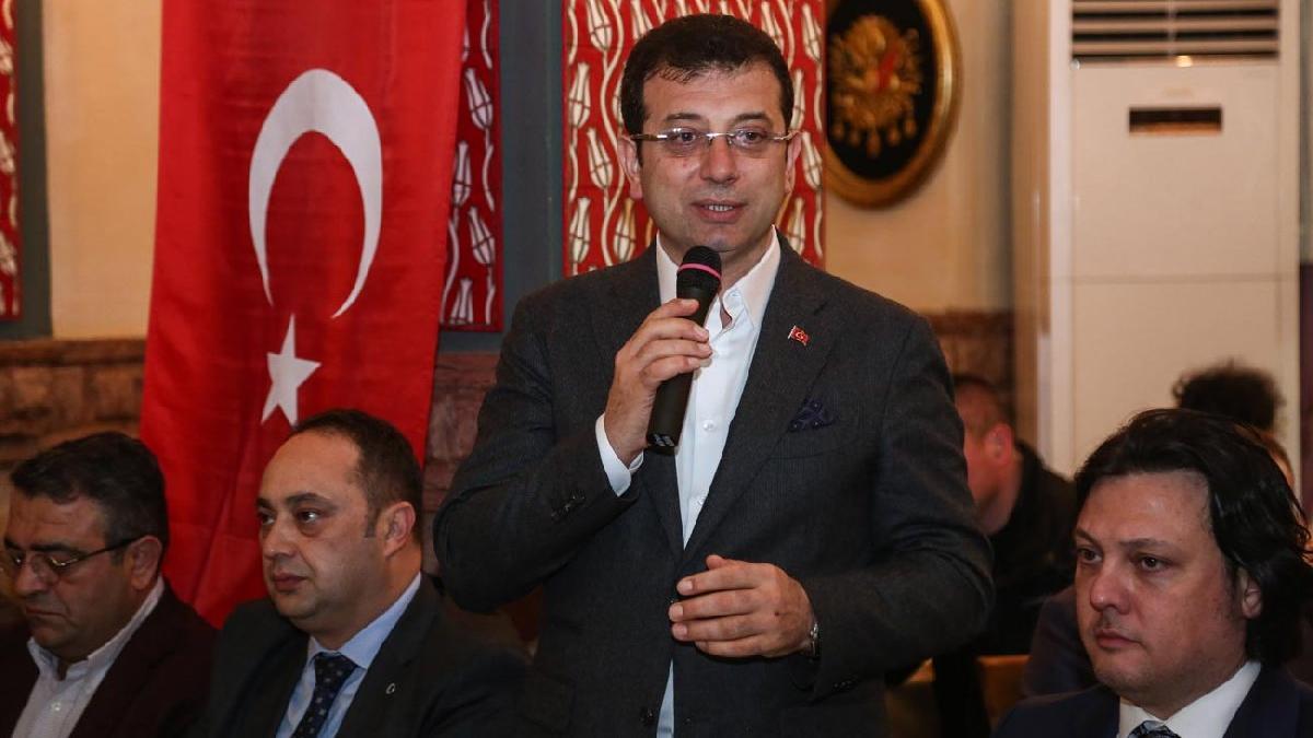 Son dakika: Ekrem İmamoğlu 'HDP ile ittifak var mı?' sorusuna yanıt verdi