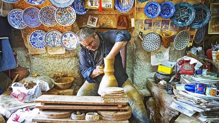 Türkiye'nin unutulmaya yüz tutmuş el sanatlarıyla ünlü şehirleri
