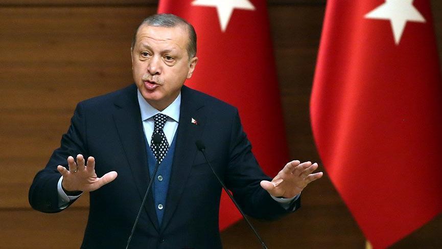 Cumhurbaşkanı Erdoğan'dan yerli otomobil açıklaması