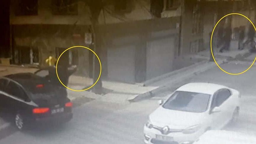 İstanbul'un ortasında silahlı saldırı dehşeti