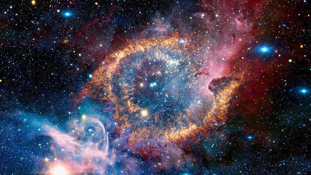 NASA evrenin sesini yayınladı... Duyanlar korkuya kapıldı