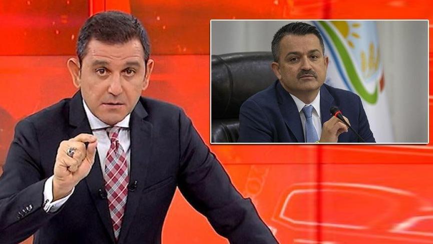 Fatih Portakal, Bakan Pakdemirli'ye sordu: FETÖ'den tutuklu ağabeyiniz kime oy verecek?