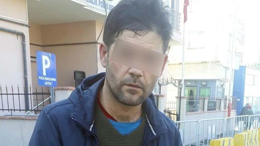 Orhangazi'de çaldı, Gemlik'te yakalandı